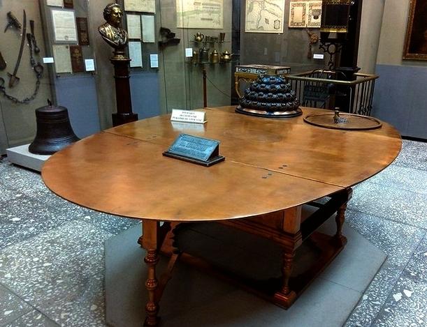 Медный стол (1715 г.)