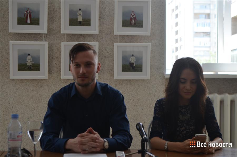 Георгий и Надежда Майер