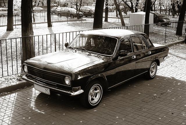 ГАЗ-24-10 «Волга» - выпускался до 1992 года