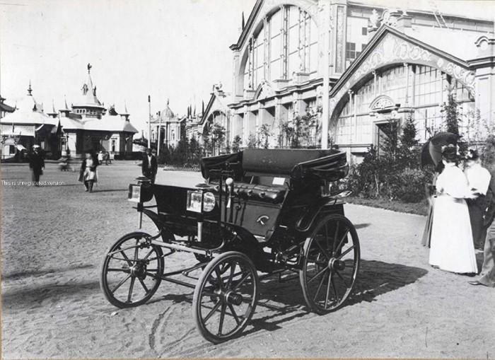 Автомобиль Яковлева и Фрезе – первый отечественный автомобиль, 1896 год