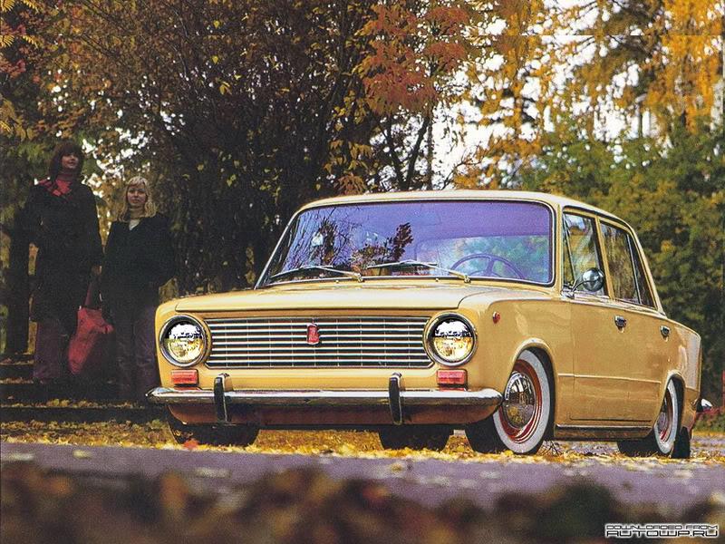 ВАЗ-2101 «Жигули» - первый автомобиль  Волжского автозавода (1970 год). На его базе было создано так называемое «классическое» семейство автомобилей ВАЗ, которое находилось на конвейере до 17 сентября 2012 года