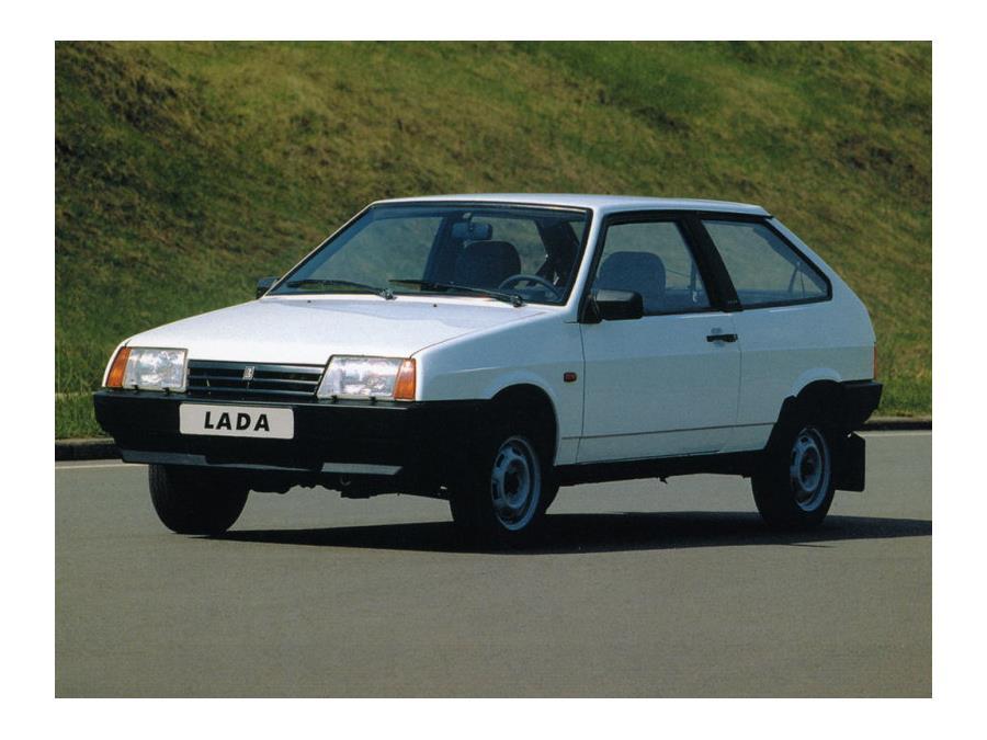 ВАЗ-2108 – серийно выпускался до 2003 года.