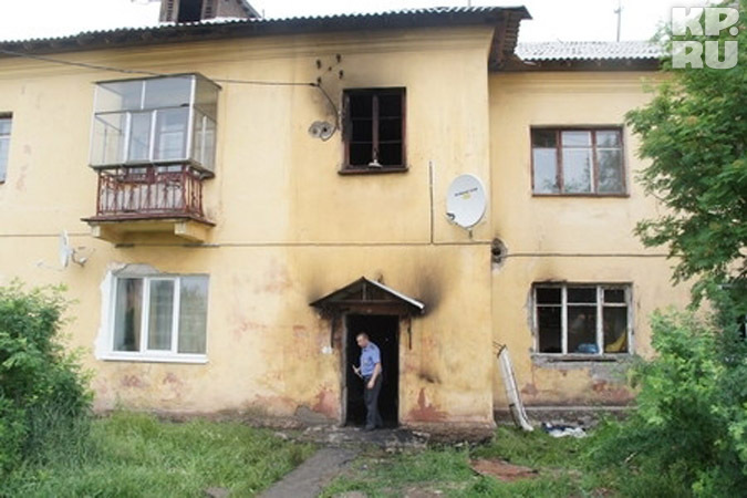 Дом по улице Тимирязева, 17