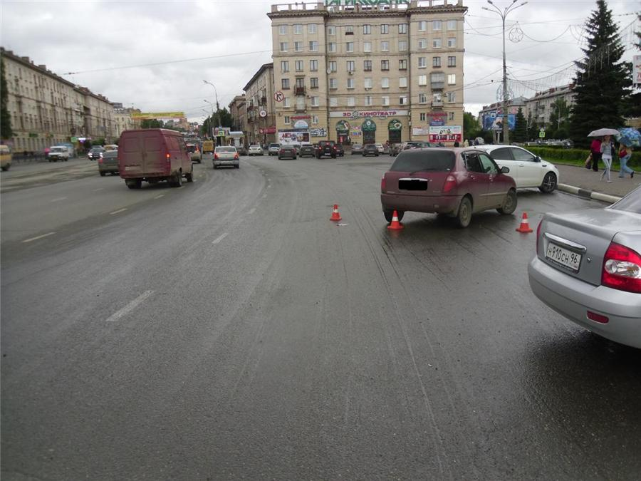 ДТП 13.07.2015 г. пр. Ленина