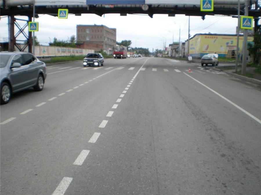 ДТП 13.07.2015 г. ул. Индустриальная