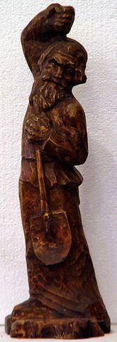 Стеканов В.И. «Старатель» (дерево)