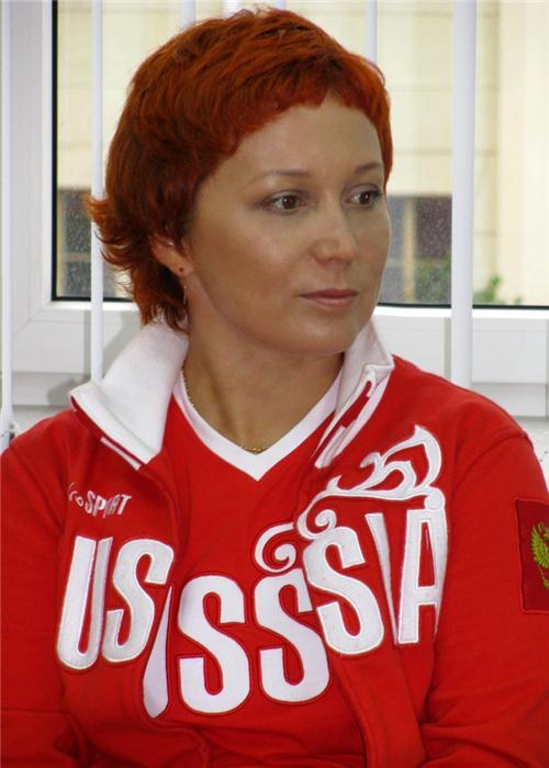 Ольга Гвоздева