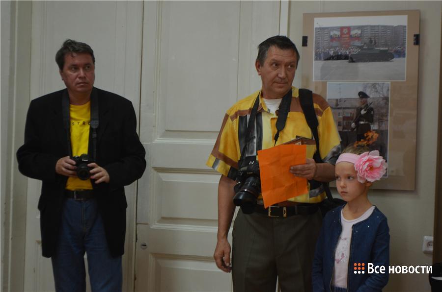 Николая Митин с внучкой Кариной