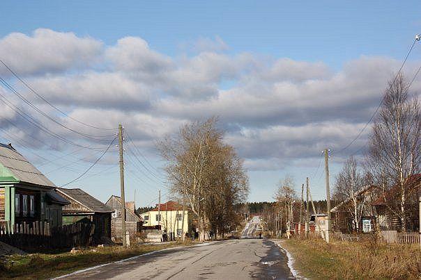 Посёлок Всеволодо-Вильва
