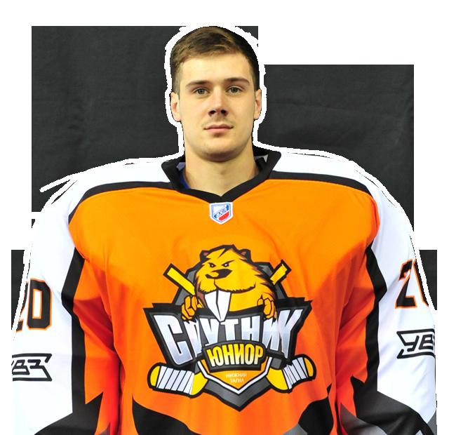 Владислав Обрезков, фото tagilhockey.ru