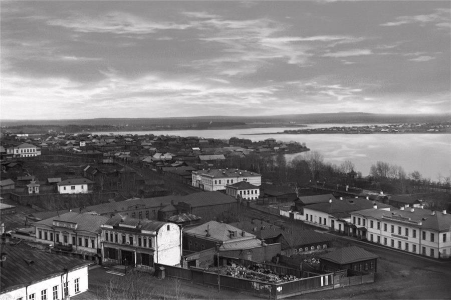 Аксёновское подворье (фото нач. ХХ в.)