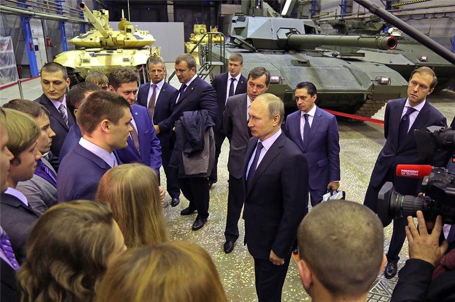 Фото: пресс-служба УВЗ