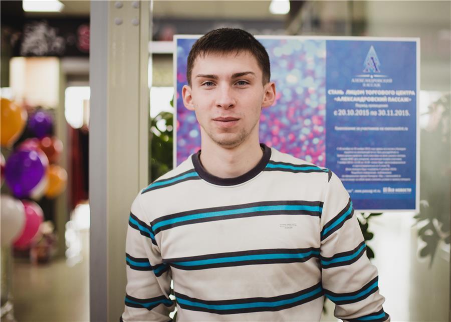 4. Андрей Картазаев