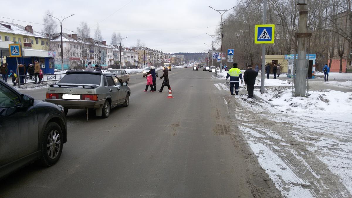 ДТП Ленинградский проспект