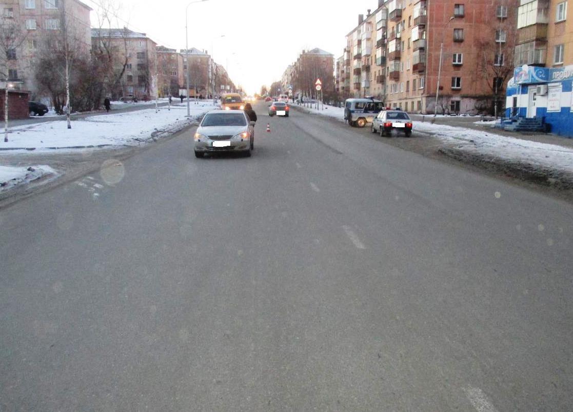 ДТП на Пархоменко