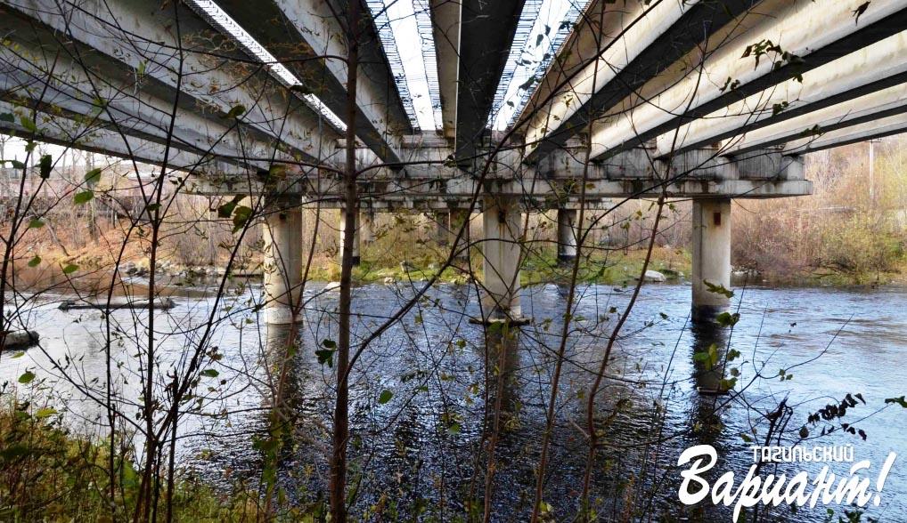 Мост на Серова в Нижнем Тагиле 2