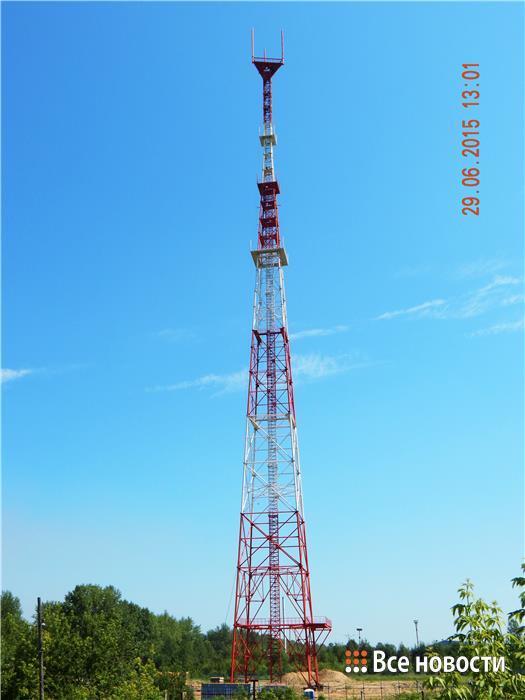 Станция цифрового вещания Нижний Тагил