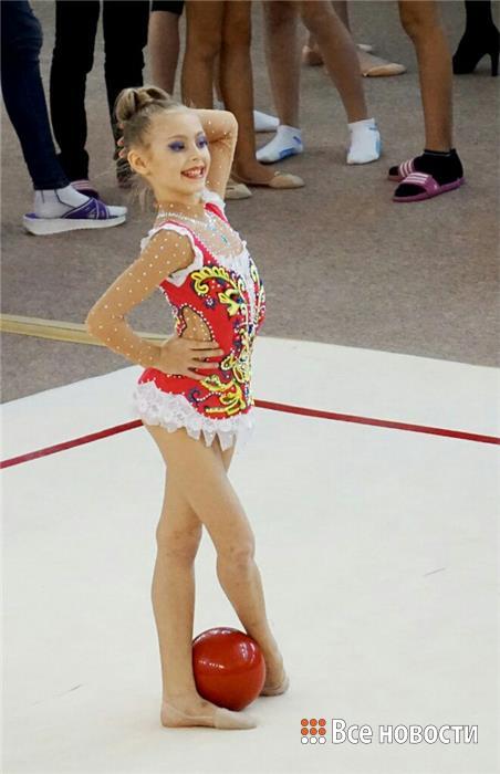 Карина Бирюлина гимнастка