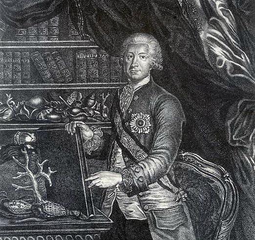 Павел Григорьевич Демидов (рис. XIX в.)