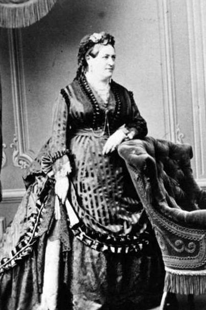 Аврора Карловна Демидова-Карамзина (фото конца XIX в.)