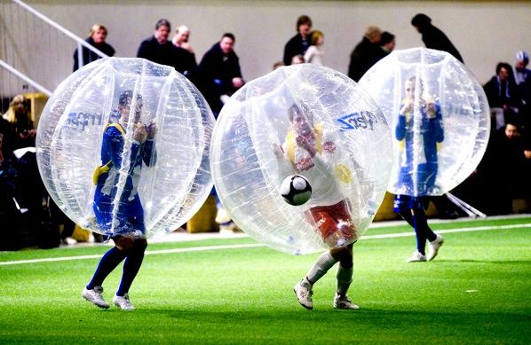 Бампербол в Нидерландах