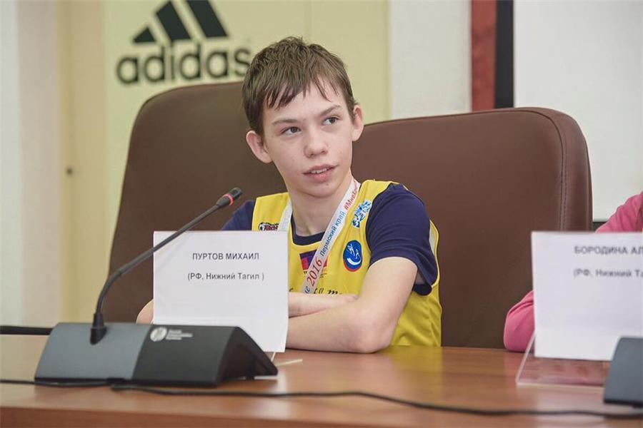 Михаил Пуртов