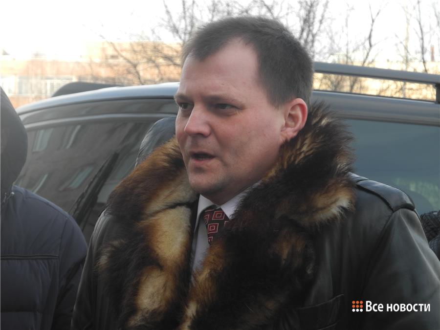 Директор УК Дзержинского района Никита Копаев