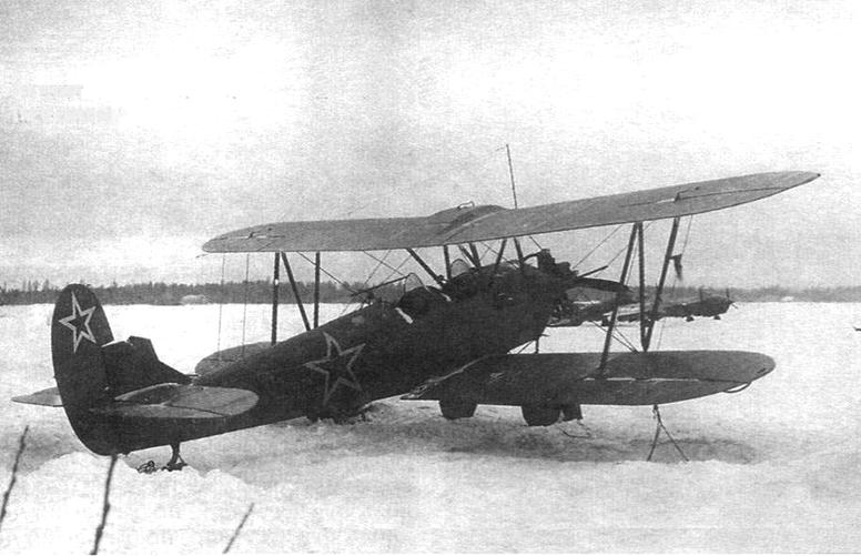 Самолёт У-2