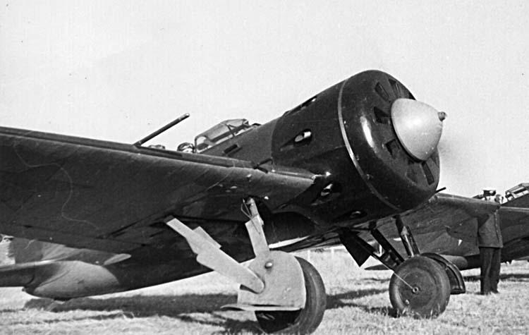 Самолёт И-16