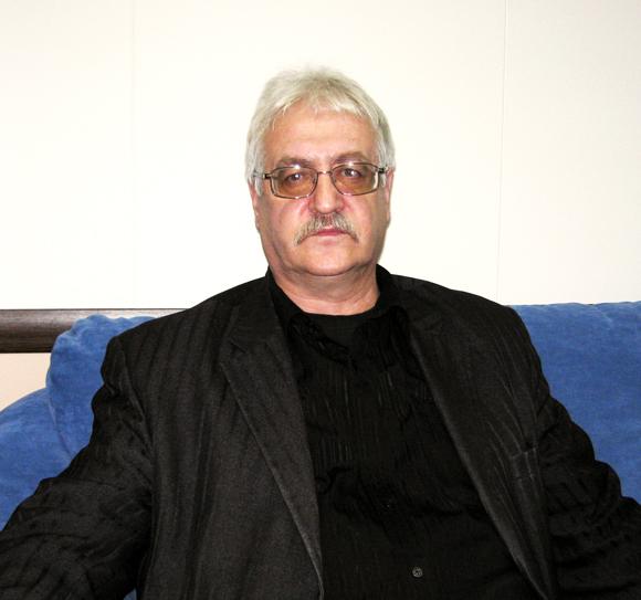 Валерий Воротников, фото с сайта Свердловской областной гильдии адвокатов