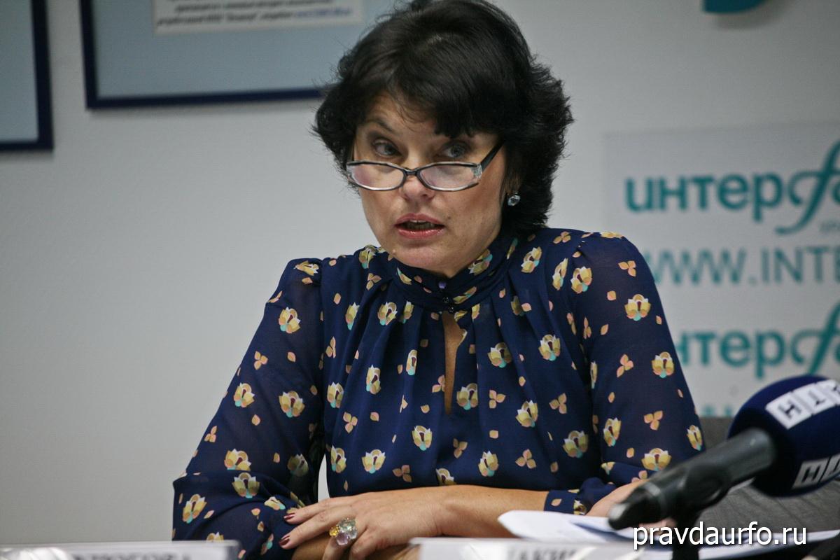 "Наталия Бордюгова, фото ""Правда УрФО"""