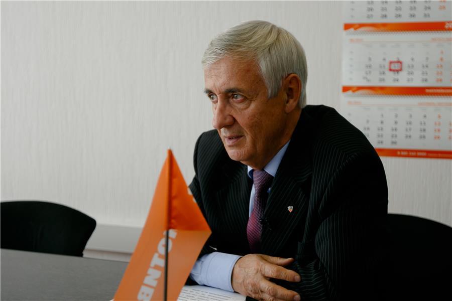 Михаил Каменсков, первый заместитель генерального директора компании МОТИВ