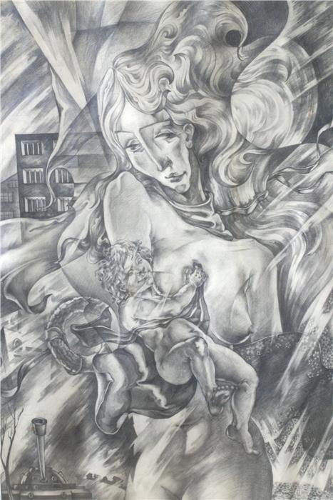 «Мадонна», 1982 г