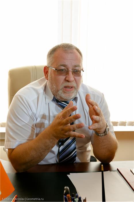 Константин Брызгалов, коммерческий директор компании МОТИВ