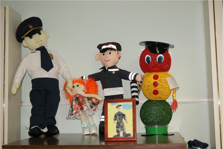 Поделки к конкурсу дядя степа полицейский