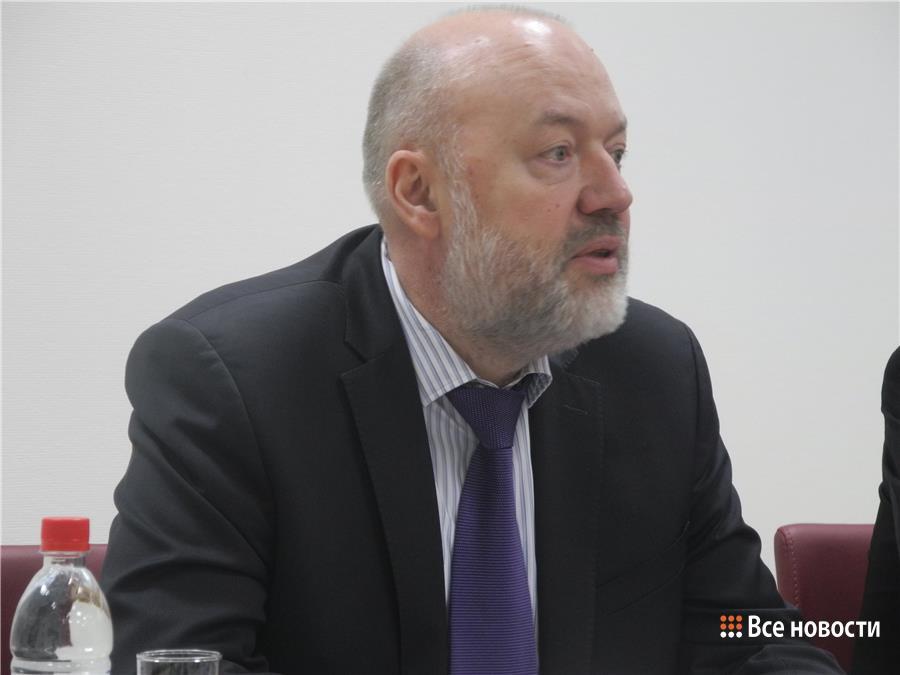Павел Крашенинников, депутат Госдумы