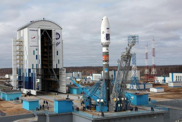Ракета-носитель  Союз