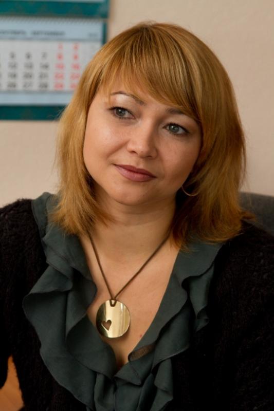 На фото Светлана Юрчишина
