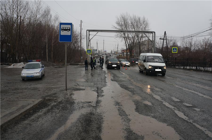 вид со стороны ул. Кирова