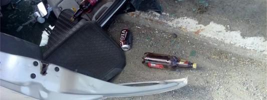Информация о пьяном водителе в ДТП на Алтайской пока официально не подтверждается
