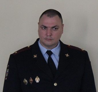 Эдуард Губер, фото пресс-службы МВД