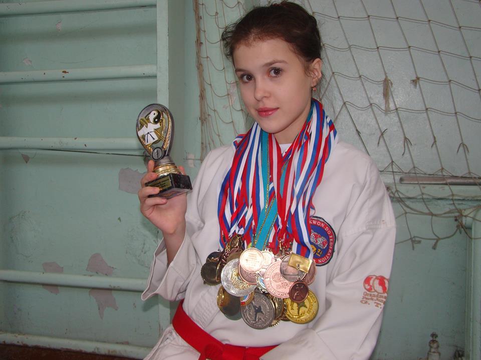 Эмма Седых, 4 место на Чемпионате мира