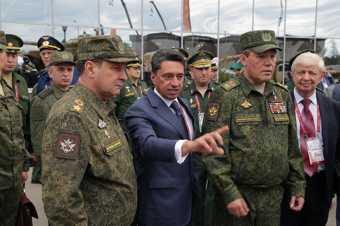 Фото пресс-службы УВЗ