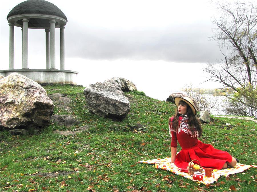 Фото Евгении Кривды