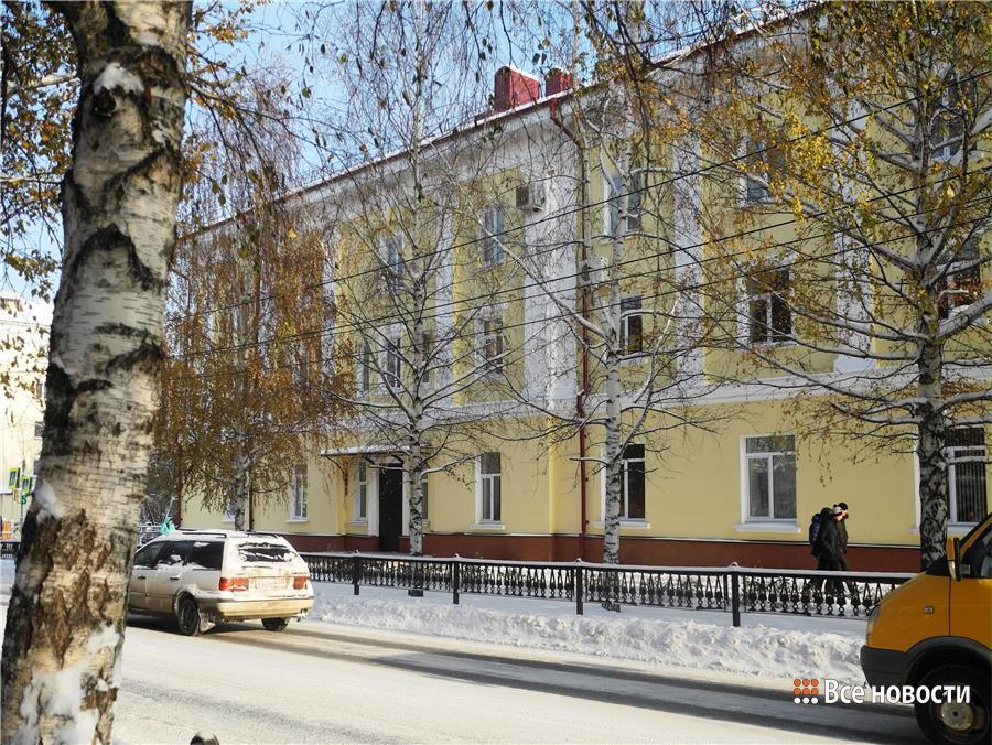 Новое расположение администрации ГЗУО, Карла Маркса, 34