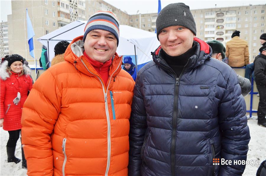 Дмитрий Язовских и Юрий Бессонов