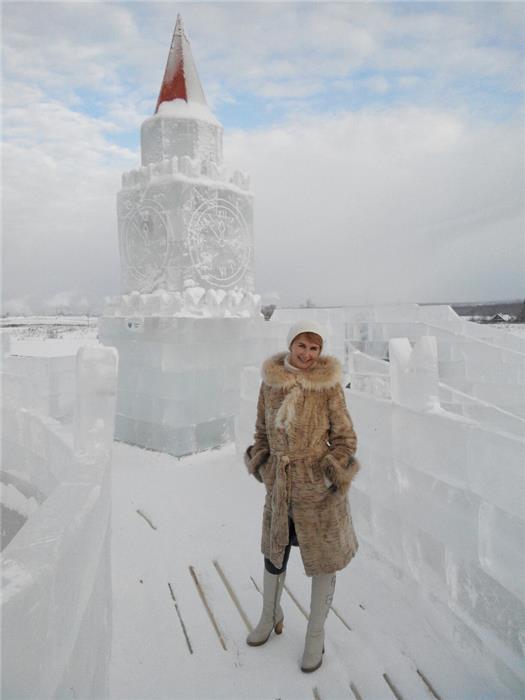 Марина Строшкова