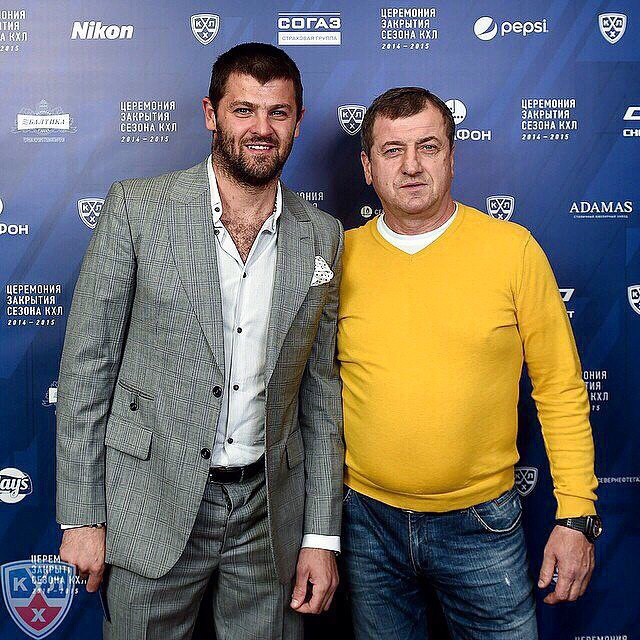 Александр и Валерий Радуловы