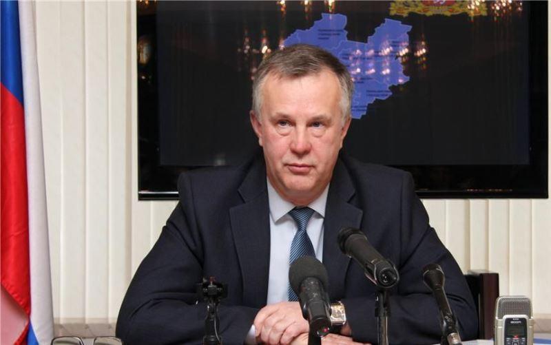 Михаил Ершов, экс-управляющий Горнозаводским управленческим округом