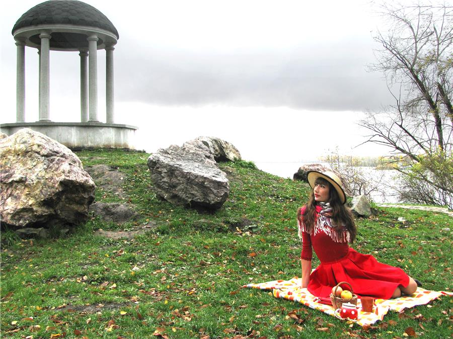 Евгения Кривда